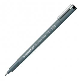 Rašiklis STAEDTLER PIGMENT LINER, 0,5mm