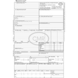 CMR blankai 6sluoksniai, savekopijuojantys bge numeracijos, LT-ENG kalbomis