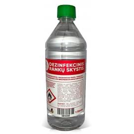 Rankų dezinfekavimo skystis su etanoliu (80%), 1000 ml