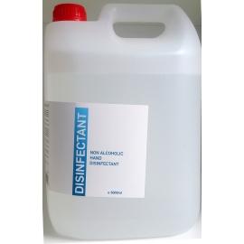 Rankų dezinfekavimo skystis su biocidu, 5 litrai