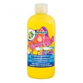 Tempera KIDS MIX Jolly, 500 ml, geltonos spalvos