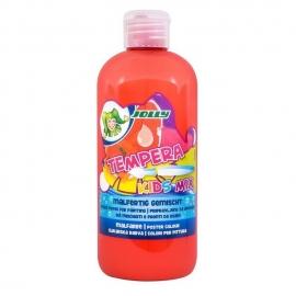 Tempera KIDS MIX Jolly, 500 ml, oranžinės spalvos