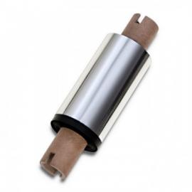 Karboninė juostelė 64mmx74m, Wax OUT, 1/2 įvorė