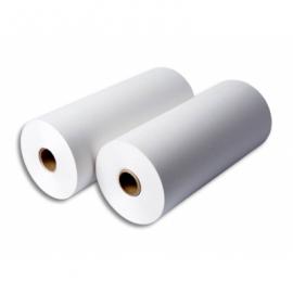 Popierius rulonais 210x80m/25mm, be kraštinės perforacijos
