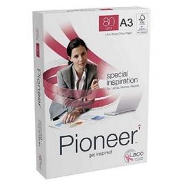 """Kopijavimo popierius """"Pioneer"""" A3, 80gsm, 500 lapų"""