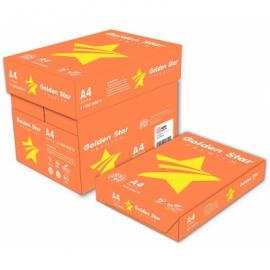 Biuro kopijavimo popierius GOLDEN STAR, A4, 70gsm, 500 lapų