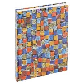 Sąsiuvinis kietu viršeliu NOTEBOOK, Grand, A5, 96 lapai, langeliais