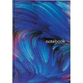 Sąsiuvinis kietu viršeliu NOTEBOOK, Grand, A4, 96 lapai, linija