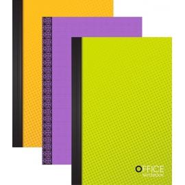 Sąsiuvinis, A4, langeliais, 96 lapai, 70gsm