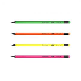 Plunksnakotis XPECT, F storio iridžio plunksna, D+K, baltos/raudonos spalvos