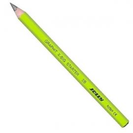 Grafitinis pieštukas X-BIG STARTER, Jolly
