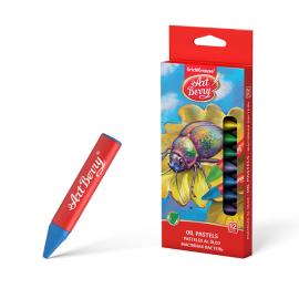 Aliejinės kreidelės, 12 spalvų, Art Berry
