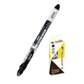 Gelinis rašiklis GR-203, Grand, juodos sp.