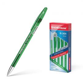 Gelinis rašiklis R-301 ORIGINAL, ErichKrause, storis 0.5mm, žalios sp.