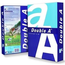 Biuro kopijavimo popierius DOUBLE A Premium, A4, 80gsm, 500 lapų