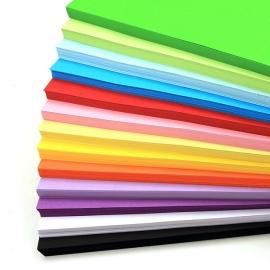 Vatmanas KASKAD FIN, 640x900mm, 225gsm, 63 spalva (sodriai žalia)