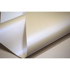 Dekortayvinis popierius Curious Metallics, Virtual Pearl, A4, 120gsm