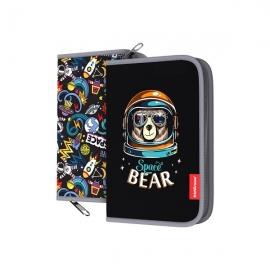 Penalas SPACE BEAR, ErichKrause, 135x205x30mm
