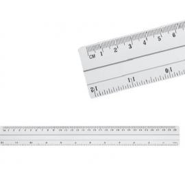 Aliuminio liniuotė GR-112-30, Grand, 30cm