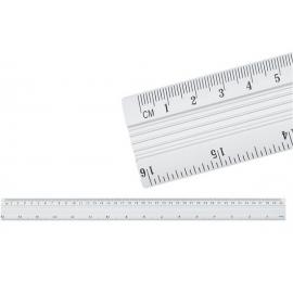 Aliuminio liniuotė GR-112-40, Grand, 40cm