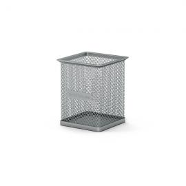 Pieštukinė, ErichKrause, kvadratinė, sidabro sp.