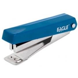 Segiklis 205 EAGLE, sega iki 12 lapų, sidabro/mėlynos sp.