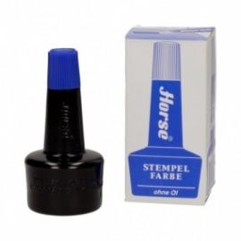 Tušas antspaudams, Horse, 28ml, mėlynos spalvos