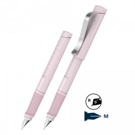 Plunksnakotis BASE M, Schneider, šviesiai rožinis korpusas