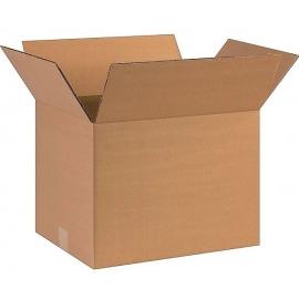 Kartoninė dėžutė siuntiniams, 395x185x195mm, ruda