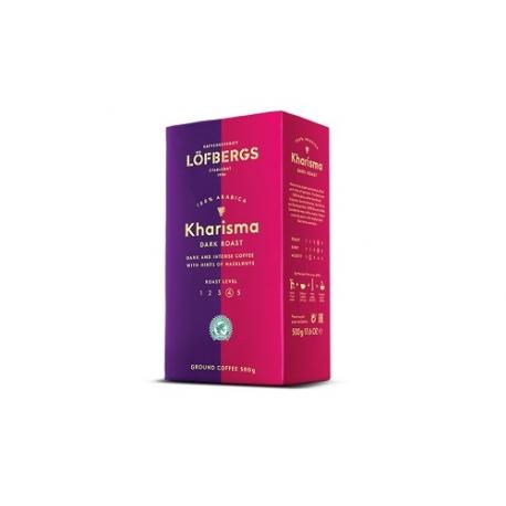 Kava KHARISMA, Löfbergs Lila, malta, 500g