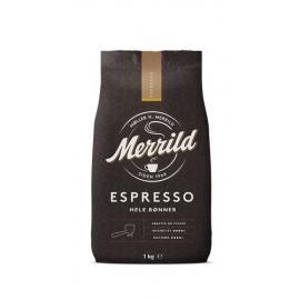 Kavos pupelės ESPRESSO, Merrild, 1kg