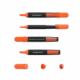 Teksto žymeklis LIQUID H-30, ErichKrause, storis 1.0-3.0mm, oranžinės sp.