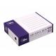 Archyvinė dėžė FORPUS, 322x240x80mm, baltos/mėlynos sp.