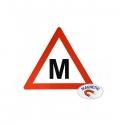 Magnetinis lipdukas MOKOMASIS, 200x200x200mm