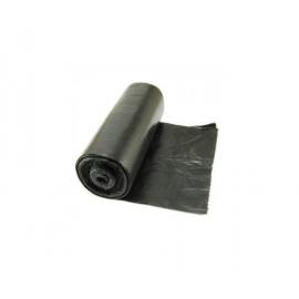 Šiukšlių maišai MS, 120L, 20vnt., juodos sp.