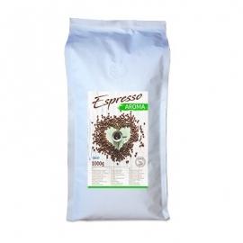 Espresso Aroma pupelės 1kg