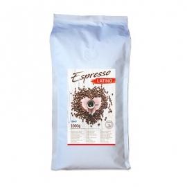 Espresso Latino pupelės 1kg