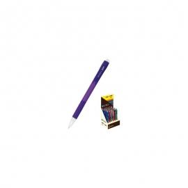 Tušinukas automatinis 0,7 mm., mėlynos sp. GRAND, violetinis korpusas