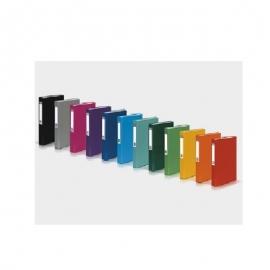 Laminuotas segtuvas A4/40 mm., 2 žiedų, įvairiausių spalvų, VAUPE