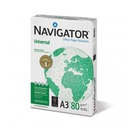 """Kopijavimo popierius """"Navigator"""" A3, 80gsm, 500 lapų"""